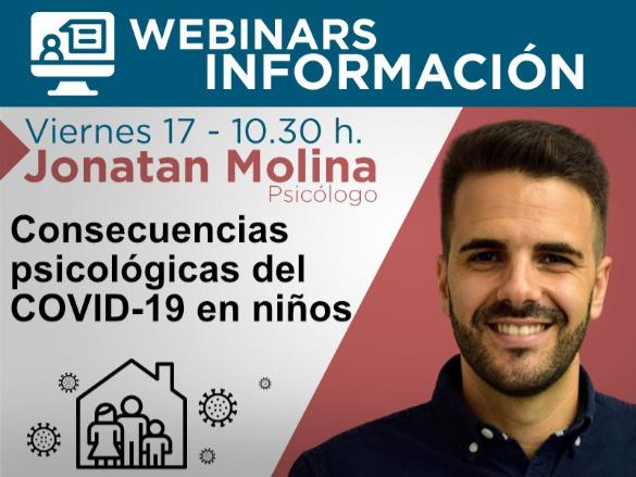 Webinar de Jonatan Molina