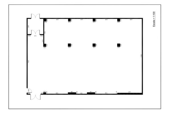 plano sala exposiciones