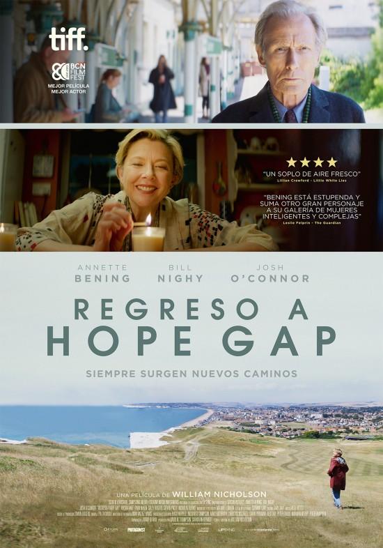REGRESO A HOPE GAP