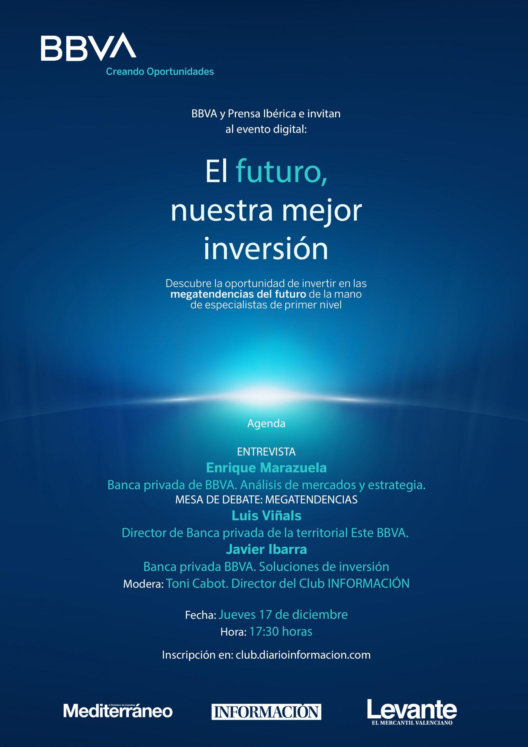 El futuro, nuestra mejor inversión